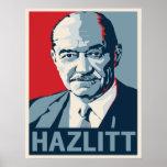 Henry Hazlitt Posters