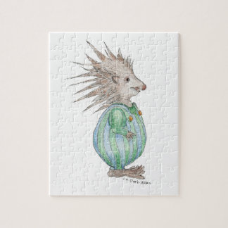 Henry Hedgehog in Overalls Puzzle