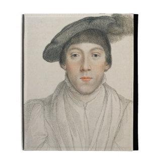 Henry Howard, conde de Surrey, grabado por Frances