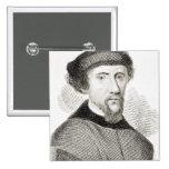 Henry Howard, conde de Surrey Pin Cuadrado