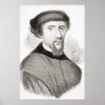 Henry Howard, conde de Surrey Póster