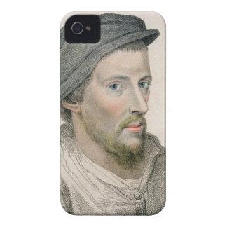 Henry Howard, Earl of Surrey (c.1517-47) engraved iPhone 4 Covers
