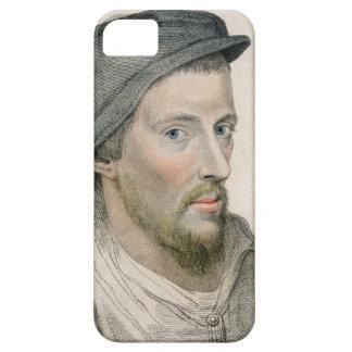 Henry Howard, Earl of Surrey (c.1517-47) engraved iPhone SE/5/5s Case