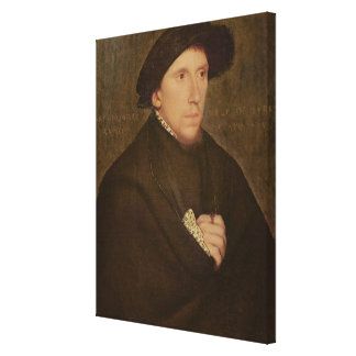 Henry Howard, Earl of Surrey, c.1542 Canvas Print
