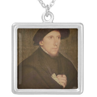 Henry Howard, Earl of Surrey, c.1542 Silver Plated Necklace