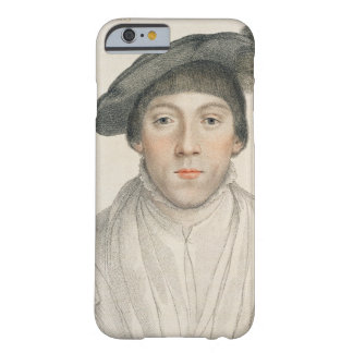 Henry Howard, Earl of Surrey, engraved by Francesc Barely There iPhone 6 Case