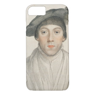 Henry Howard, Earl of Surrey, engraved by Francesc iPhone 8/7 Case