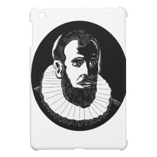 Henry Hudson Explorer Woodcut Case For The iPad Mini