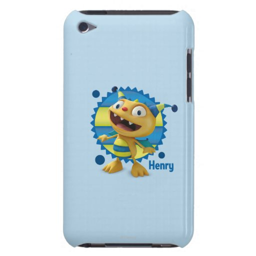 Henry Hugglemonster 3 Barely There iPod Cover