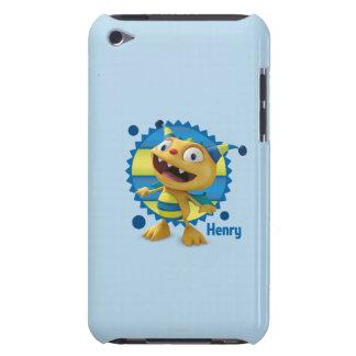 Henry Hugglemonster 3 Cubierta Para iPod De Barely There