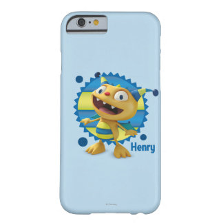 Henry Hugglemonster 3 Funda Barely There iPhone 6