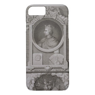 Henry I (1068-1135) King of England from 1100, eng iPhone 8/7 Case