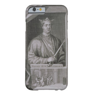 Henry II (1133-89) King of England from 1154, from Barely There iPhone 6 Case