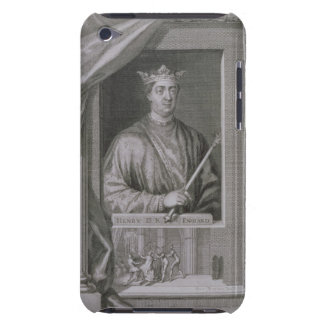Henry II (1133-89) King of England from 1154, from Barely There iPod Case