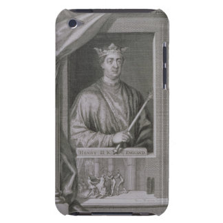 Henry II (1133-89) King of England from 1154, from Case-Mate iPod Touch Case