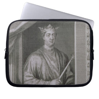 Henry II (1133-89) King of England from 1154, from Computer Sleeve