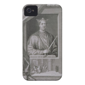 Henry II (1133-89) King of England from 1154, from iPhone 4 Case