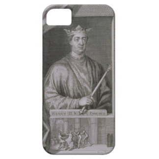 Henry II (1133-89) King of England from 1154, from iPhone SE/5/5s Case