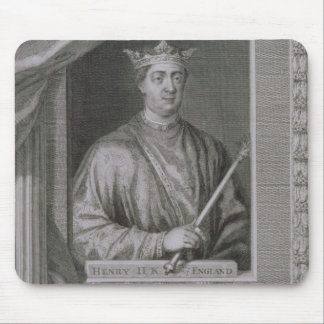 Henry II (1133-89) King of England from 1154, from Mouse Pad