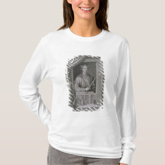 Henry II (1133-89) King of England from 1154, from T-Shirt