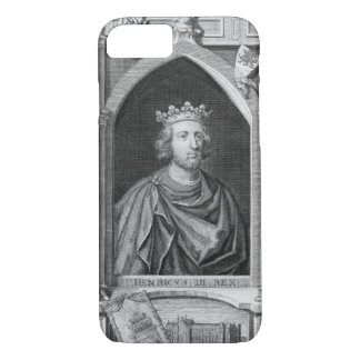 Henry III (1207-72) King of England from 1216, eng iPhone 8/7 Case