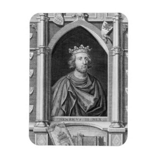 Henry III (1207-72) King of England from 1216, eng Magnet