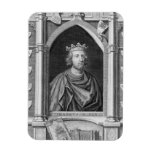 Henry III (1207-72) King of England from 1216, eng Vinyl Magnets