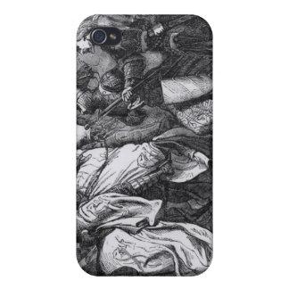Henry III en la batalla de Lewes, el 14 de mayo de iPhone 4/4S Carcasa