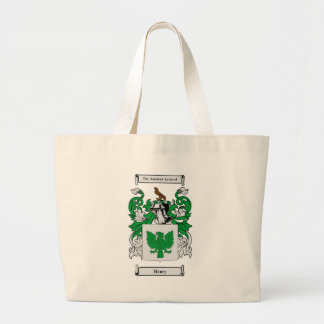 Henry (Irish) Coat of Arms Tote Bags