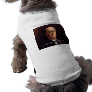 "Henry James ""Monkeys & Cats"" Wisdom Quote Gifts Tee"