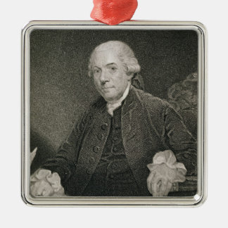 Henry Laurens, engraved by Thomas B. Welch (1814-7 Metal Ornament
