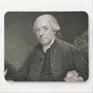 Henry Laurens, engraved by Thomas B. Welch (1814-7 Mouse Pad