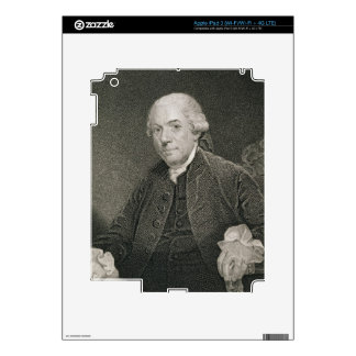 Henry Laurens, engraved by Thomas B. Welch (1814-7 iPad 3 Decals