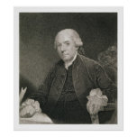 Henry Laurens, grabado por Thomas B. Welch (1814-7 Póster