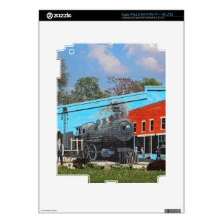Henry Martin Memorial Park iPad 3 Decals