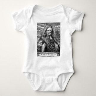 Henry Morgan Pirate Portrait T Shirt
