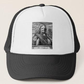Henry Morgan Pirate Portrait Trucker Hat