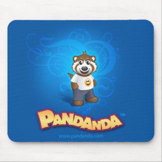 Henry Pandanda Mousepad