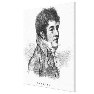 Henry Pearce Canvas Print