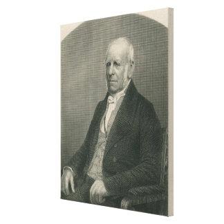 Henry Pequeño-Fitzmaurice, 3ro marqués de Impresión En Lienzo Estirada