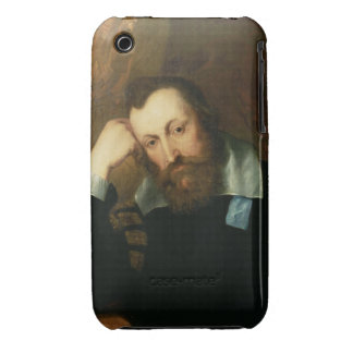Henry Percy, 9th Earl of Northumberland, wearing C Case-Mate iPhone 3 Case