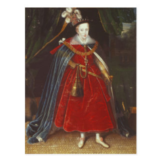 Henry, Prince of Wales, c.1603 Postcard