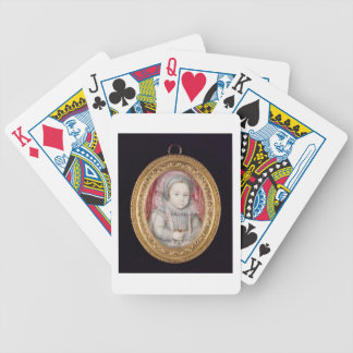 Henry, Prince of Wales (miniature portrait) Playing Cards