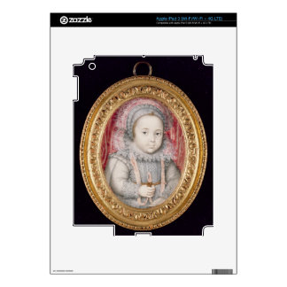 Henry, Prince of Wales (miniature portrait) Skin For iPad 3
