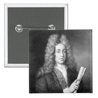 Henry Purcell 2 Inch Square Button