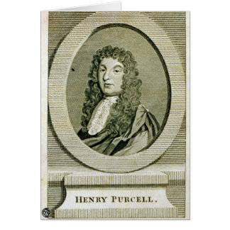 Henry Purcell Cards