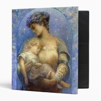 Henry Raymond Thompson: O Holy Night 3 Ring Binder