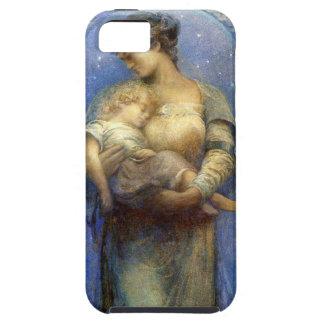 Henry Raymond Thompson O Holy Night iPhone 5 Covers