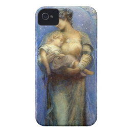Henry Raymond Thompson: O Holy Night iPhone 4 Cover