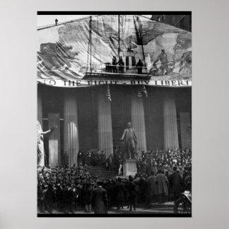 Henry Reuterdahl (Lieut. Imagen _War de U.S.N.R.) Póster